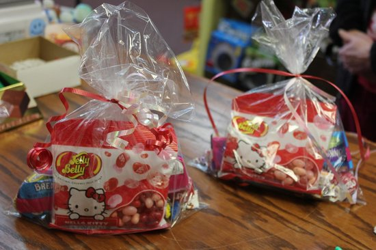 Sweeet!: Valentine Gift Bags