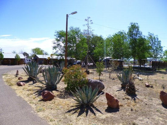 Overland Trail Campground and RV Park: May 2013