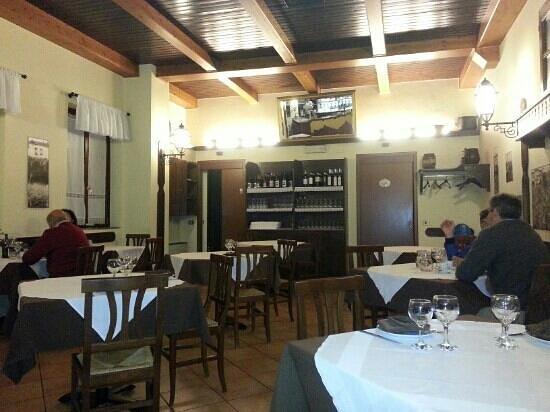 Le Ris - e Riso!: interno ristorante