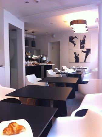 Hotel Quatorze : Breakfast room