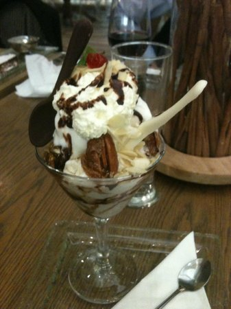 Walnut Grove Sundae :-)
