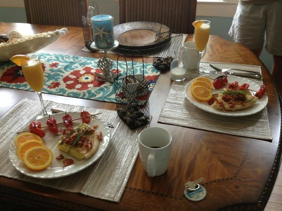 Saltwater Inn: Amazing Mother's Day breakfast!
