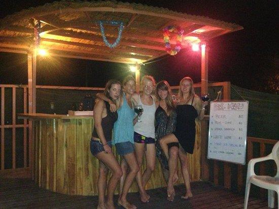 Santa Teresa Hostel: party time