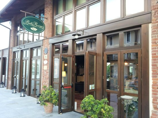 Relais Bella Rosina: Ingresso hotel