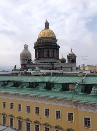 W St. Petersburg: Add a caption