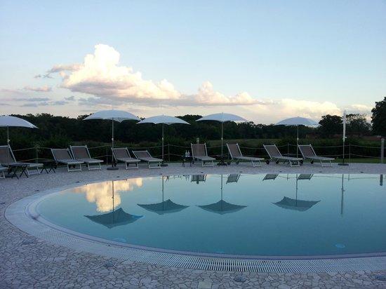 Relais Bella Rosina : La piscina