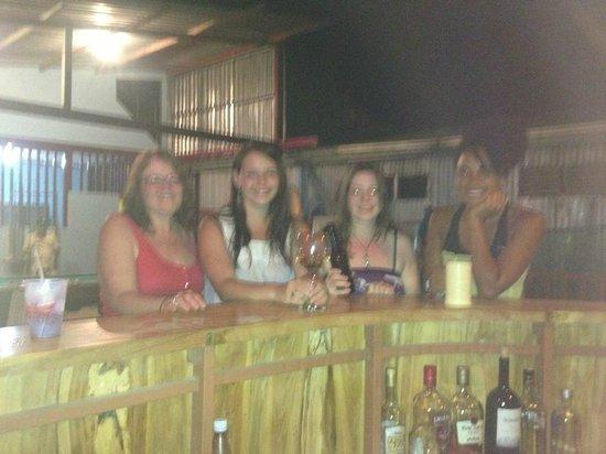 Santa Teresa Hostel: bar