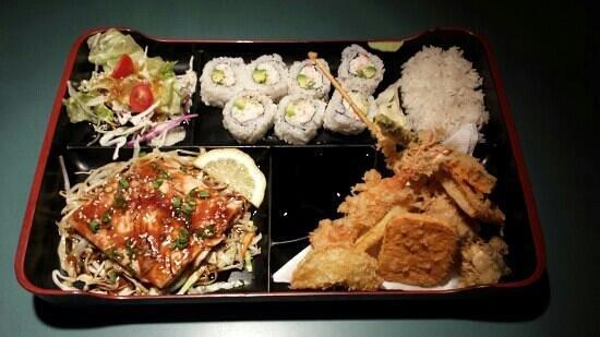Nagano Sushi Restaurant: Box C
