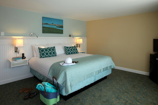 Cape Colony Inn: Newly Renovated King Room