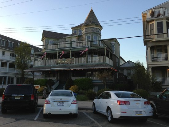 The Majestic Hotel: Cosy beachhotel Jersey Shore