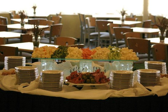 Quality Inn & Suites at Binghamton University: Banquet Reception