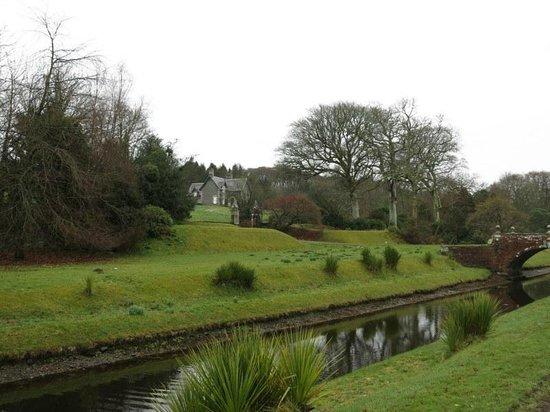 Castle Kennedy Gardens: Castle Kennedy grounds