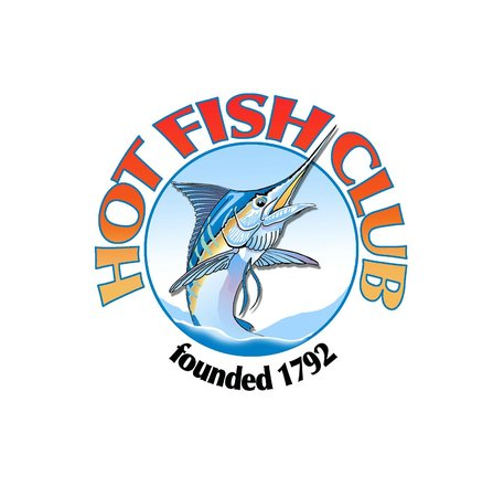 Logo picture of hot fish club murrells inlet tripadvisor for Hot and hot fish club