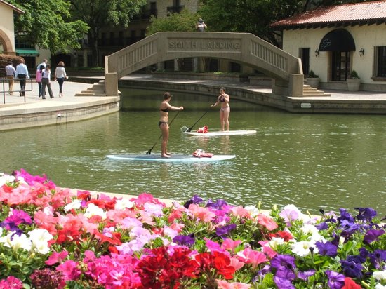 Las Colinas-Mandalay Canals - Picture of SUP NTX-Stand Up ...