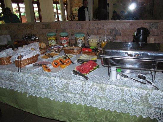 Yes Hotel Pousada: desayuno 2