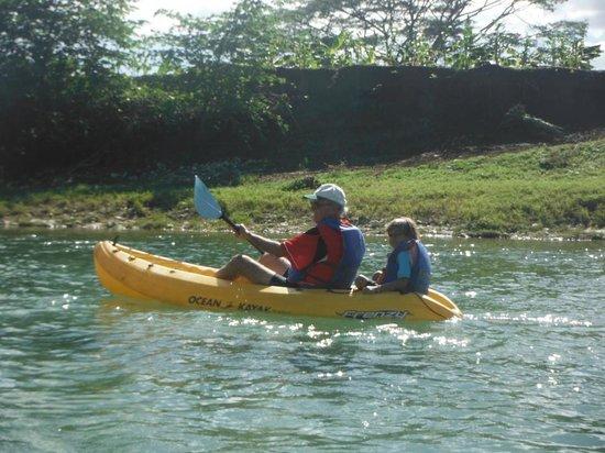Kayak River Adventures: Kayaking fun for all ages!