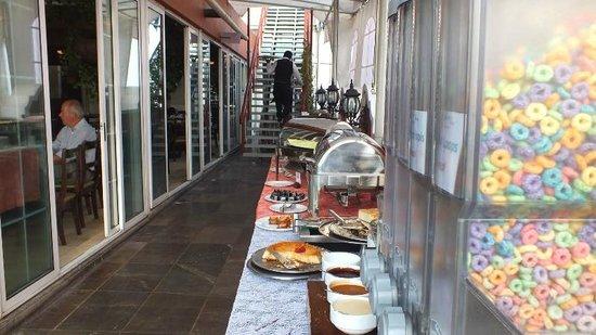 Zócalo Central: Desayuno increible!