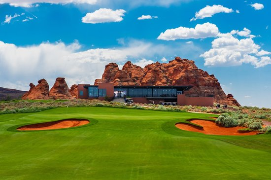 St George, UT: Sand Hollow Golf Course