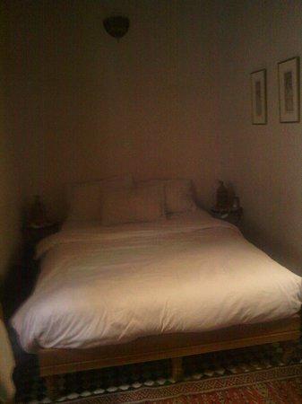 Dar Houdou Guest House: Bedroom