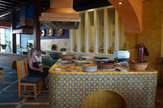 Hacienda Tres Ríos: Mole Cooking Class