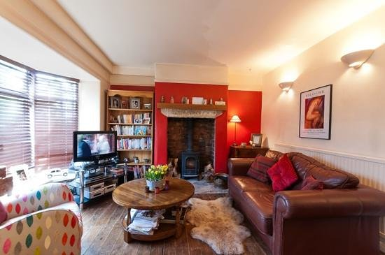 The House-Next-the Trail: Sitting Room