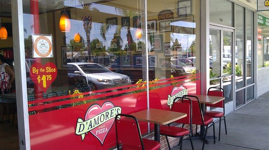 Image result for D'Amore's Famous Pizza