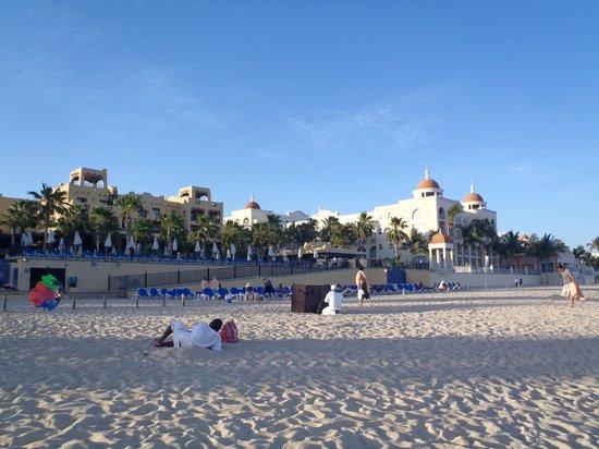 Hotel Riu Santa Fe: From the beach