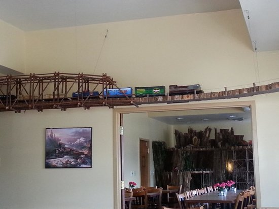 JC Mickelson's: Trains!