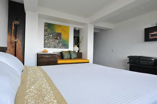 "Theva Residency : Notre chambre (type ""Deluxe"")"