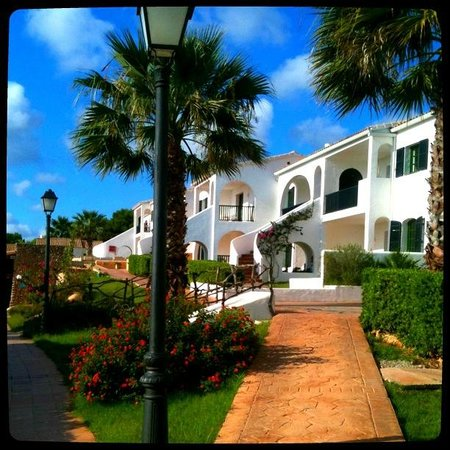 Marina Parc Hotel Menorca Reviews