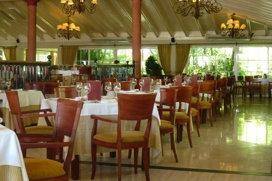 Grand Bahia Principe El Portillo: Le Buffet