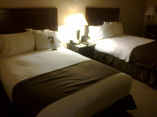 Doubletree Houston Intercontinental Airport: cuarto