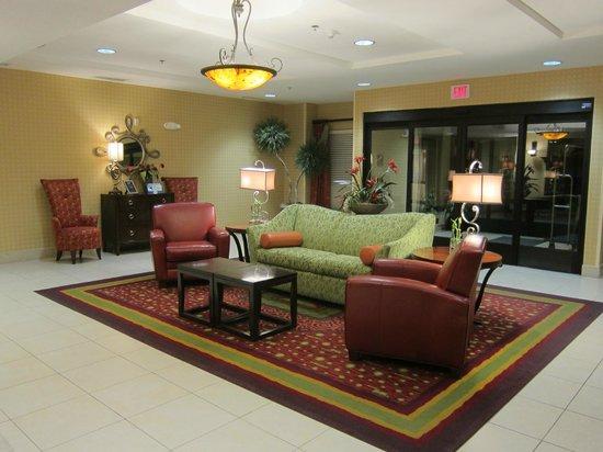 Homewood Suites by Hilton Reno: Lobby