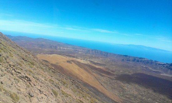 Volcan El Teide: volcano El Teide (2)