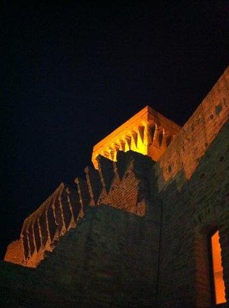 Rocca di Marciano: Inserisci didascalia
