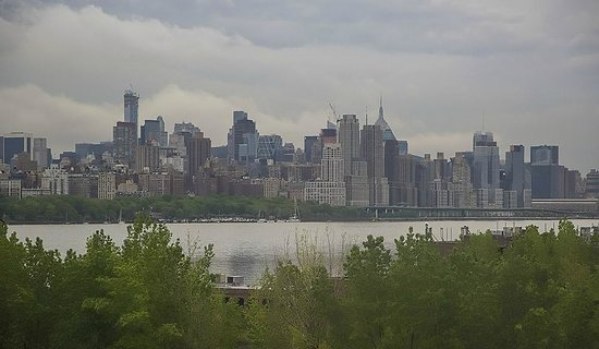 Homewood Suites by Hilton Edgewater - NYC Area: View from the family room
