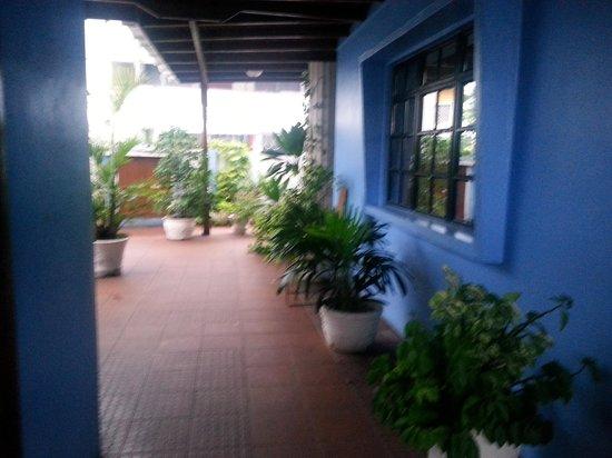 Kanuku Suites: Entrance