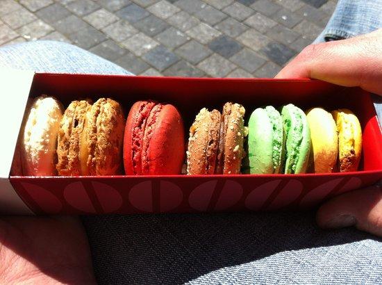 La Maison Du Macaron: yum