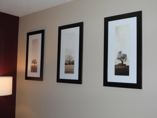 AmericInn Hotel & Suites Duluth South — Black Woods Convention Center : Nice photos in the room