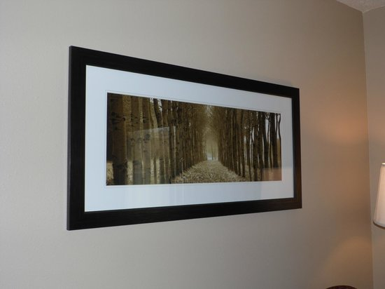 AmericInn Hotel & Suites Duluth South — Black Woods Convention Center : Wall Art