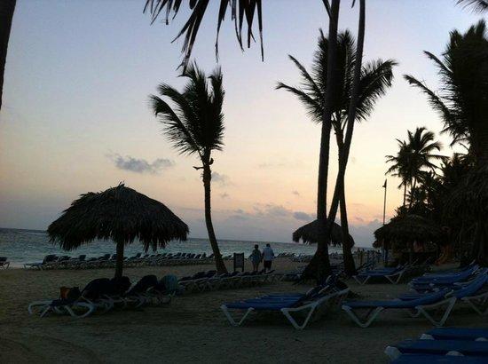 Memories Splash Punta Cana: Un levé de soleil magnifique