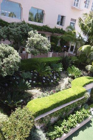 La Valencia Hotel: Garden suite