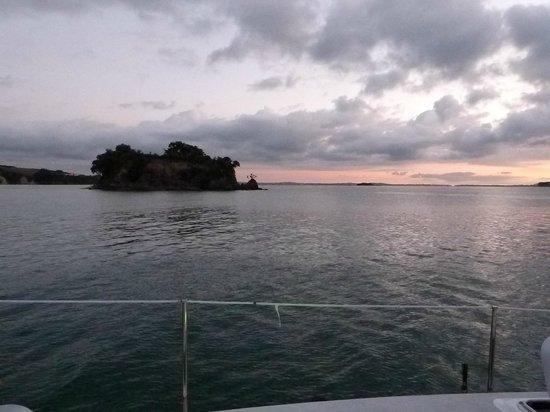 Island Sailing onboard Te Aura - Waiheke Island: Setting sail