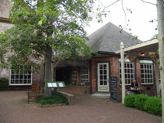 Trellis Restaurant Williamsburg Reviews