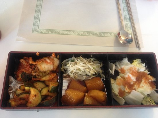 Spicy Corea: Side dishes