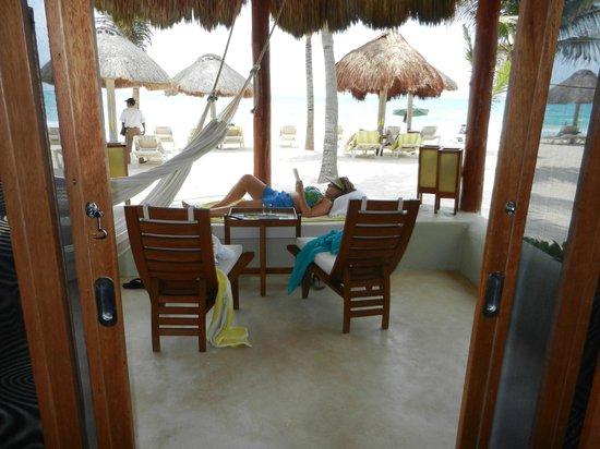 Mahekal Beach Resort: deluxe ocean front 4c
