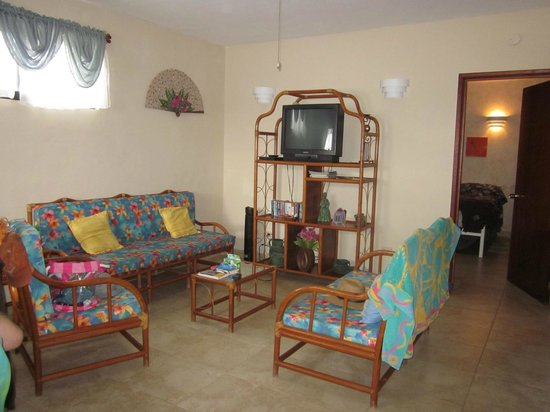 IslaMar Vacation Villas: Living area
