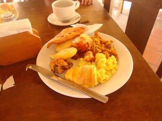 Hotel Kokobay : desayuno
