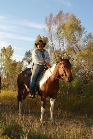 The Hideaway Ranch & Retreat: We offer horseback riding!