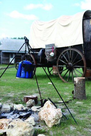 The Hideaway Ranch & Retreat: It's a step back in time.